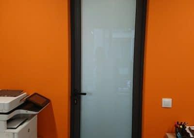 врата с триплекс мат2